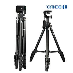Tripod for dslr Benro T560 56.5 Inch Digital SLR Camera Alum