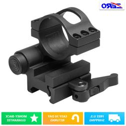 tactical flip side optics magnifier