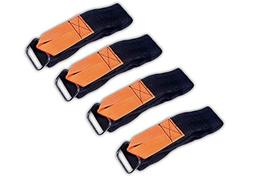Touch Fastener Straps Double Side Tape Extention Universal S