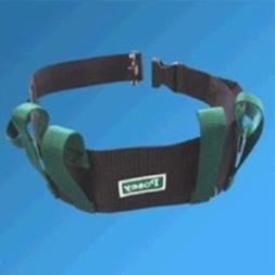 Posey Transfer/Gait Belt, With 7 Handles and Quick-Release B