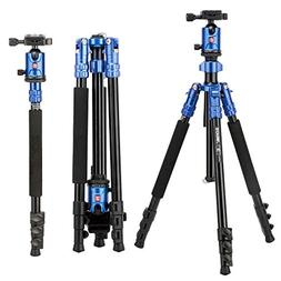 ZoMei M7 Aluminum Compact Tripod with Ball Head Quick Releas