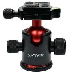 Vivitar Tripod Ball Head Mount with Quick Release for Camera