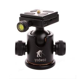 tripod ball head quick release