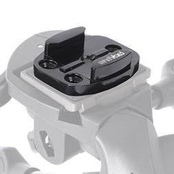 Tripod Buckle Mount Adapter for GoPro - by Tackform  Works w