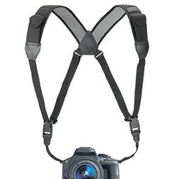 TrueSHOT DSLR Panasonic Camera Harness Strap System with Adj