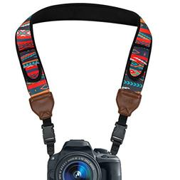 Camera Neck Strap Shoulder Sling Neoprene Southwest Design,
