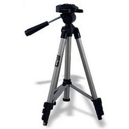 Vidpro TT-250 Tripod with 3-Way Quick Release Pan Head & Non