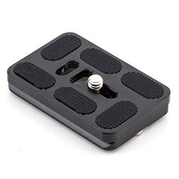 Pixco Universal PU-50 Mental Quick Release Plate fit for Ben