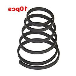 Joan 10Pcs Universal Quick Release Bike Wheel Skewer Springs
