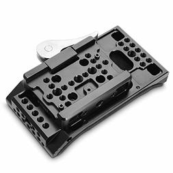 SmallRig Universal Shoulder Pad with Drop-In Baseplate  Quic