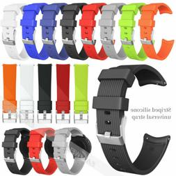 Universal Sports Silicone Wrist Watch Band Replacement Quick