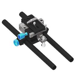 FOTGA DP500 Mark III 15mm Rail Rod Quick Release Plate for D