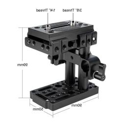 US Niceyrig Quick Release Mount Base QR Plate for Manfrotto