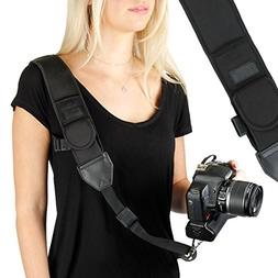 DSLR Vintage Camera Sling with Quick Release Buckle and Shou