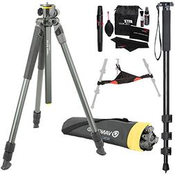 Vanguard Alta Pro 2+ 263AT Aluminum Tripod with Multi-Angle
