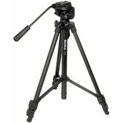 """Sony VCT-R640 61"""" 61 Inch Photo/Video Tripod with 2-Way Pan"""