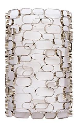 Ventura Blvd. Collection Collection Polish Nickel Oval Patte