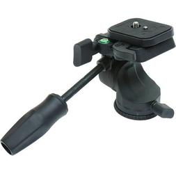 Smith-Victor VPH80 3-Way Hybrid Tripod Head, Up to 20 lbs Ca