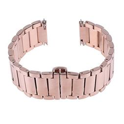 Xuexy 20mm Watch Band Quick Release Pins Stainless Steel Rep
