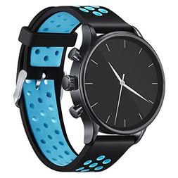 Vetoo Watch Band, Quick Release Silicone Watch Bands, Choose