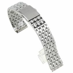 Watch Band Wrist Stainless Steel Quick Release Strap 16/18/2