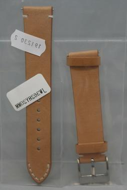 Fossil Watch Band Wrist Strap - Genuine Leather - 18/20/22mm
