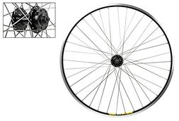 Wheel Master 700c Front Wheel - Quick-Release, 36H, Black /B