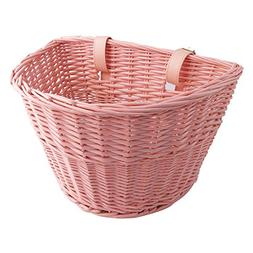 "Sunlite Willow Classic Basket w/ Straps, 14 x 10 x 8.5"", Pin"
